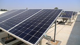 Solar Power Plant Equipments